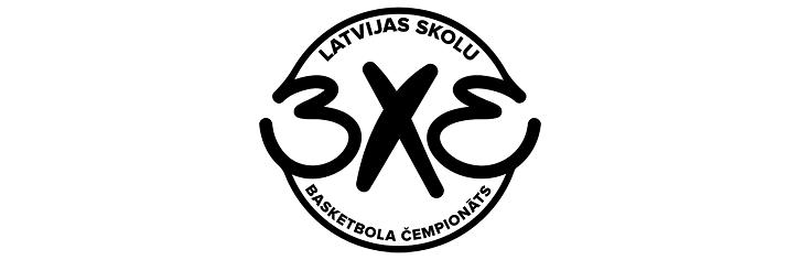 Pirmo reizi notiks Latvijas Skolu 3×3 basketbola čempionāts