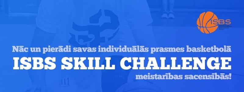 ISBS Skill Challenge