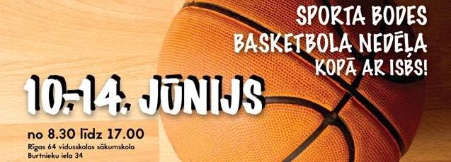Basketbola nedēļa