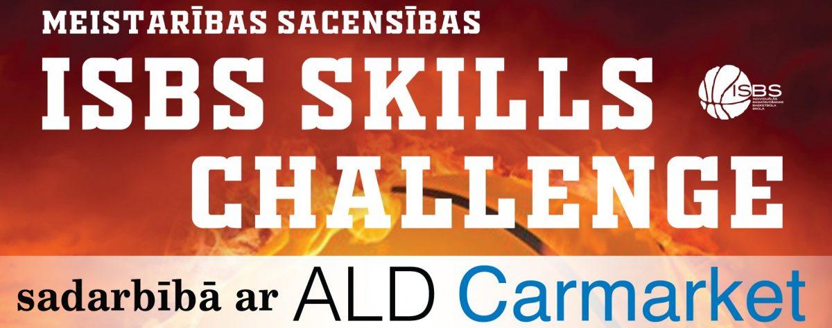 Aizvadīts ISBS Skills Challenge