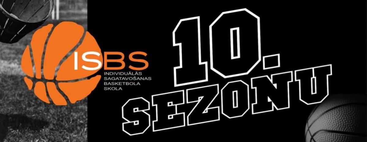 ISBS uzsāk savu 10. sezonu
