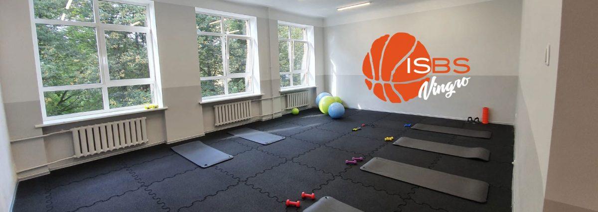 Pieejama sporta zāle